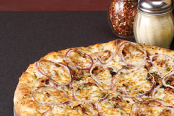Nucci's - Barbecue Pizza